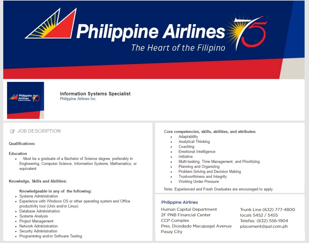 core values of philippine airlines