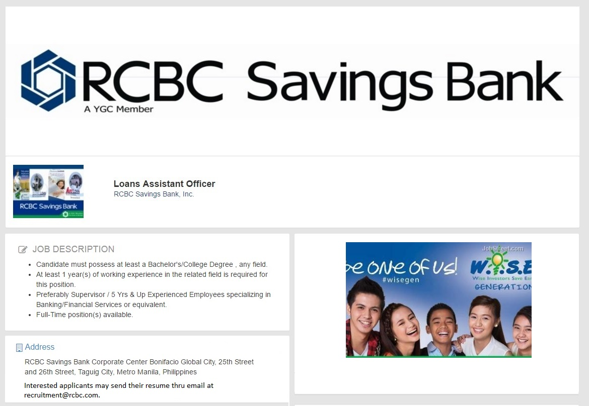 Rcbc online casino job offer bond casino filming royale set